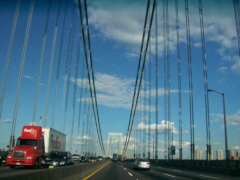 GW bridge road